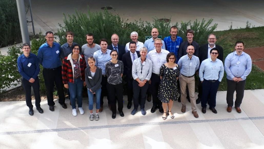sCO2-4-NPP partners at KOM